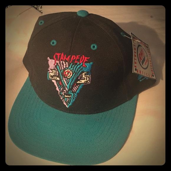 de5099a0593 Stampede Buffalo SnapBack hat cap